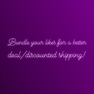 Tops - Bundle your likes!